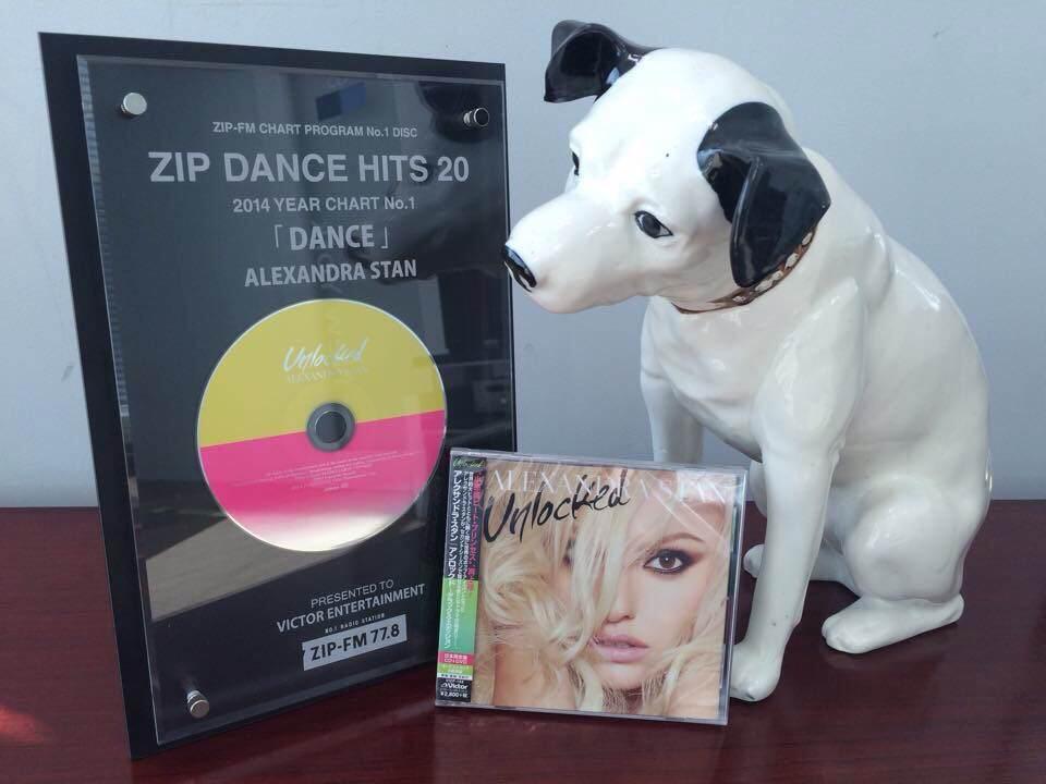Alexandra Stan_no1 Dance_Zip FM