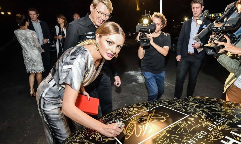 Alexandra Stan campanie sociala