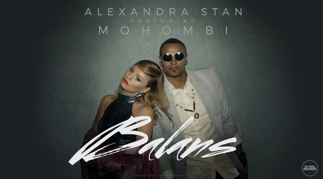 Alexandra Stan_Mohombi_Balans