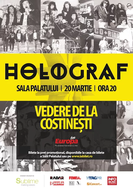 Afis_ HOLOGRAF_SALA PALATULUI_20martie